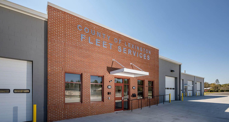 Lexington County Fleet Services